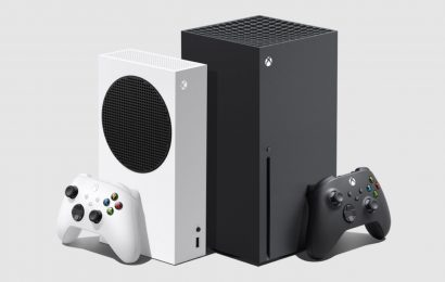 Microsoft Lists Full Xbox Series X/S Launch Catalog