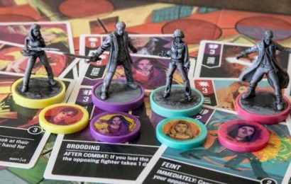Six great tabletop games to play on Halloween