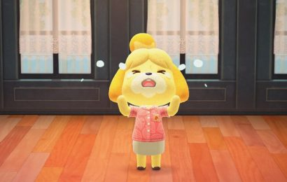 New Animal Crossing: New Horizons Fall Update Removes Hacked Items, Popular Fence