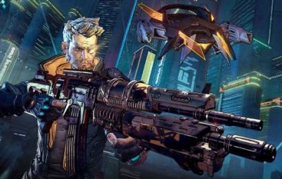 Gearbox shows off Arms Race, the new Borderlands 3 battle royale
