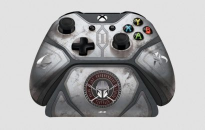 Microsoft Is Releasing An Official Mandalorian Controller