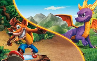 I'm Worried About The Crash Bandicoot 4 Buzz Because I Want Spyro The Dragon 4 More Than Anything