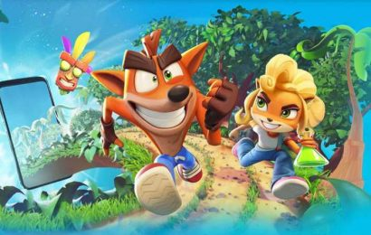 Crash Bandicoot On The Run Release Date Revealed By App Store