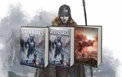 EXCLUSIVE: A New Frosty Foe Comes To D&D 5E As Part Of Creatures Book