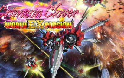 Shoot 'Em Up Crimzon Clover: World Explosion Will Arrive on Switch October 29