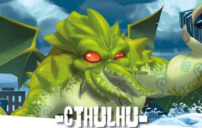 Unleash Cthulhu On Your Friends With New King Of Tokyo Expansion