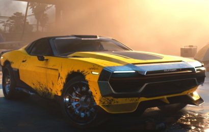Watch The Foley Work That Makes Cyberpunk 2077's Vehicles Sound Real