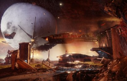 Destiny 2 fans think they're returning to a familiar location, thanks to leaked image