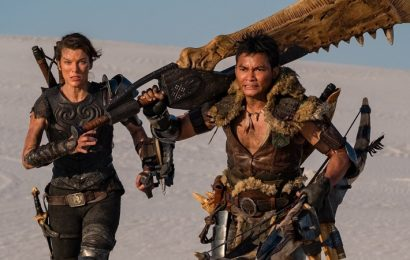 Here's Your Newest Look At The Upcoming Monster Hunter Movie