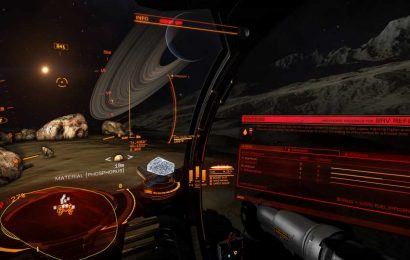 'Elite Dangerous: Horizons' Now Free to All Owners of the Base Game – Road to VR