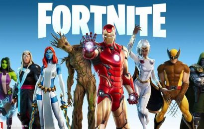 """Get Ready For """"Years"""" Or Fortnite x Marvel"""
