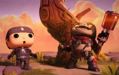 Gears POP! Game Servers Are Shutting Down