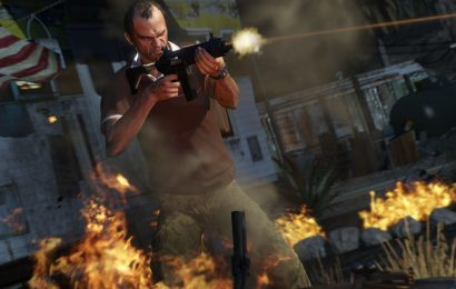 GTA 5 fan tries surviving while under siege from god-powered Twitch chat