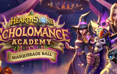 Hearthstone's Masquerade Ball Event Adds Elementals To Battlegrounds