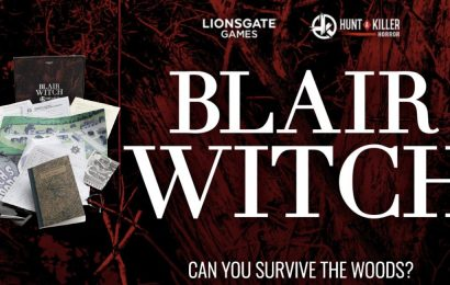 Hunt A Killer: Blair Witch Is Great Stay-At-Home Halloween Gaming – With A Catch