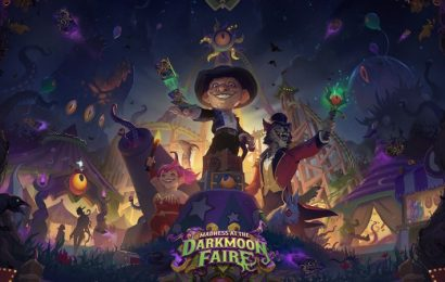 Hearthstone's Madness At The Darkmoon Faire Is Coming In November