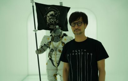 Kojima Is Working On A New Game