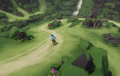 Lonely Mountains: Downhill Is The Perfect Game For This Moment