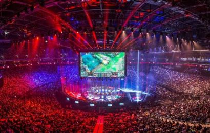 League of Legends Worlds Final To Have Live Audience in Shanghai Stadium