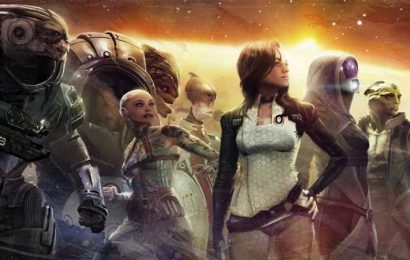 Mass Effect: Legendary Edition Rated In Korea