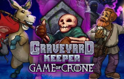 TinyBuild Announces New DLC 'Game Of Crone' For Graveyard Keeper