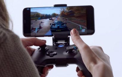 You can now stream Xbox games to your iPhone