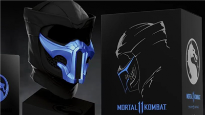 New Mortal Kombat 11: Ultimate Kollector's Edition Features Sub-Zero Mask, But Only For Some