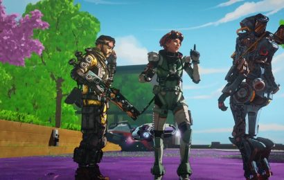 Apex Legends shows off new Olympus map in the season 7 launch trailer