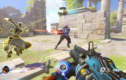 Overwatch Will Be Free On Nintendo Switch Online For A Limited Time