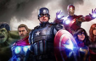 Marvel's Avengers PS5 And Xbox Series X Versions Delayed To 2021