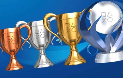 PlayStation Trophies get a makeover, with new levels and icons