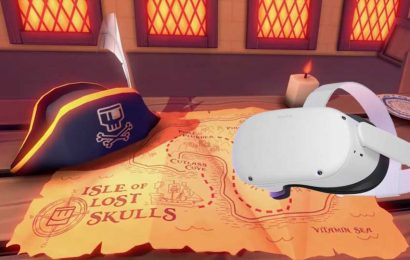 'Rec Room' is Bringing 'Isle of Lost Skulls' to Quest 2, 'Rec Royale' in Future Update – Road to VR