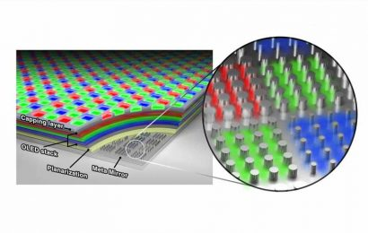 Stanford & Samsung Develop Ultra-dense OLED Display Capable of 20,000 PPI – Road to VR