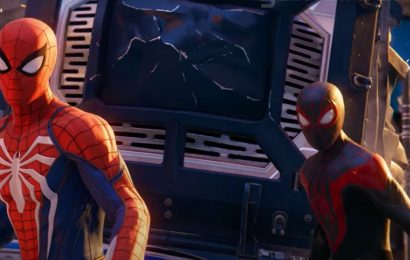 Watch A Boss Fight In New Spider-Man: Miles Morales PS5 Gameplay