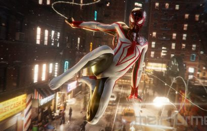 Exclusive Look At Stealth And Combat In Marvel's Spider-Man: Miles Morales