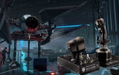 Star Wars: Squadrons Flight Stick Configuration Guide