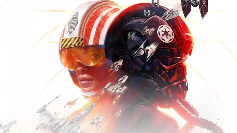 Check Out This Intense Star Wars: Squadrons Short Story