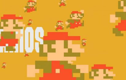 Super Mario Bros. 35 Players Are Already Cheating