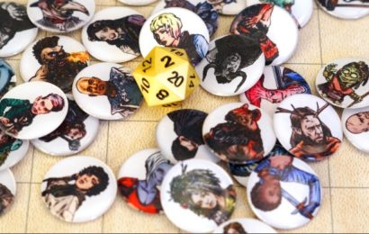 Tactical Tokens Offer An Easy Way To Throw Skeleton Armies At Your D&D Party