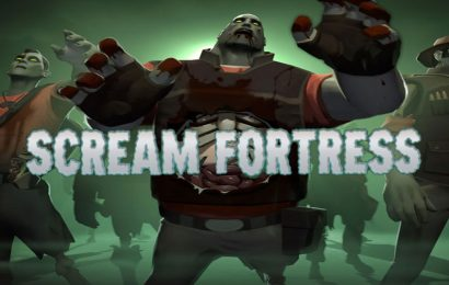 Team Fortress 2 Gets Halloween Update With Four New Maps
