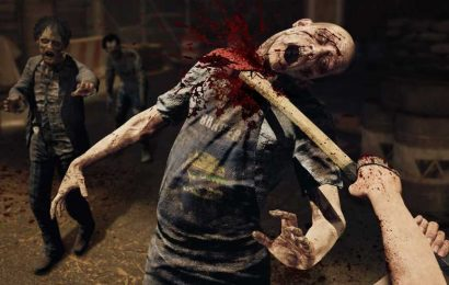 'The Walking Dead Onslaught' Update Aims to Rebalance Weapons, Zombies & Combat – Road to VR
