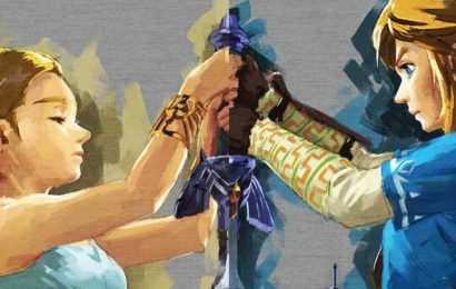 Weapon Durability In Breath Of The Wild Is Good (And I'm Tired Of Pretending It's Not)