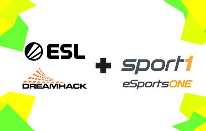 SPORT1 Launches Pan-European Esports TV Channel eSportsONE, Extends Partnership With ESL