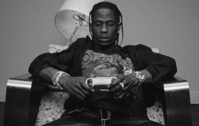 Travis Scott Narrates the Official PlayStation 5 Trailer