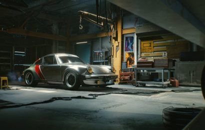 'Cyberpunk 2077's CD Projekt Red Announce Partnership With Porsche and Arch Motorcycle