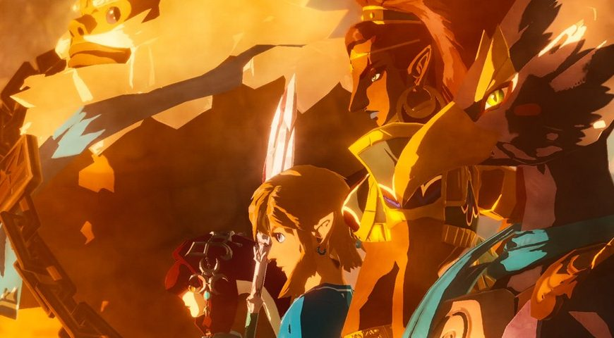 Nintendo's New 'Hyrule Warriors: Age Of Calamity' Trailer Introduces More Familiar Faces