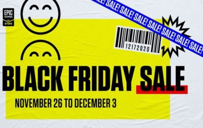 Epic Games Store Black Friday dates confirmed as fans wait for Steam Autumn sale