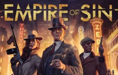 Empire of Sin release date news and first review scores