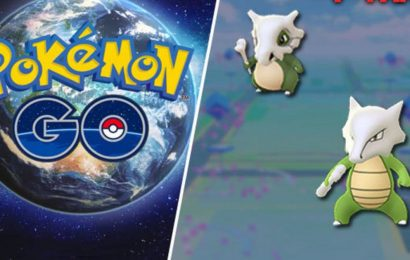 Shiny Cubone in Pokemon GO: How to catch Shiny Cubone, Marowak? Ingress Prime Celebration