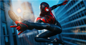 PS5 fans will love the blockbuster action in Marvel's Spider-Man Miles Morales